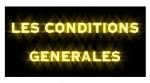 Les conditions générales